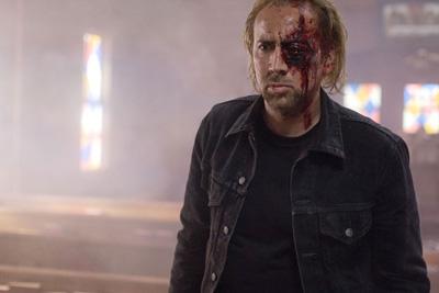 Nicolas Cage dans Hell Driver