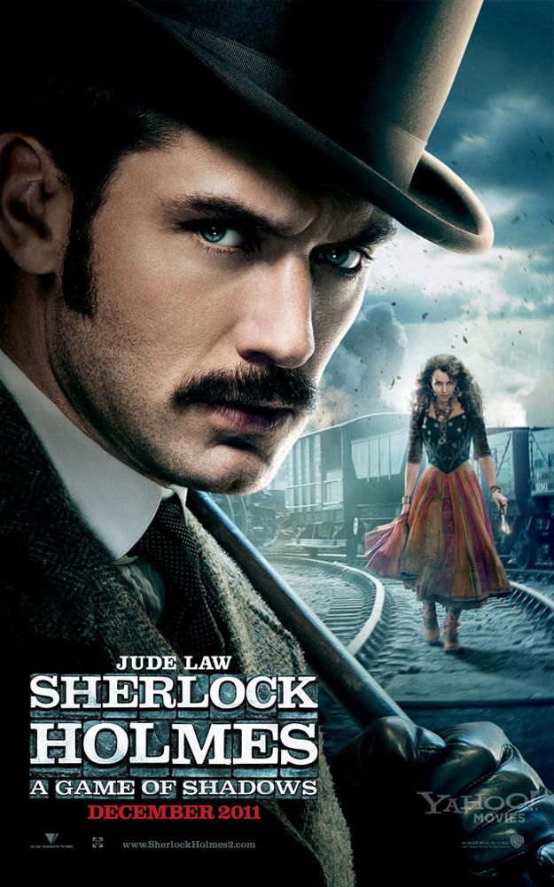 Critique : Sherlock Holmes – Jeu d'Ombres
