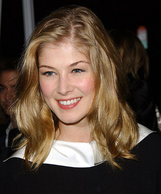 News : Rosamund Pike face à Tom Cruise dans One Shot