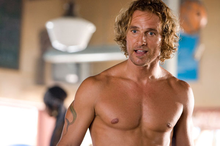 News : Matthew McConaughey dans Magic Mike de Steven Soderbergh