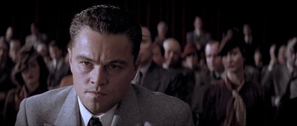 Leonado Di Caprio dans J.Edgar de Clint Eastwood