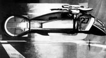 Artwork de Blade Runner réalisé par Ridley Scott