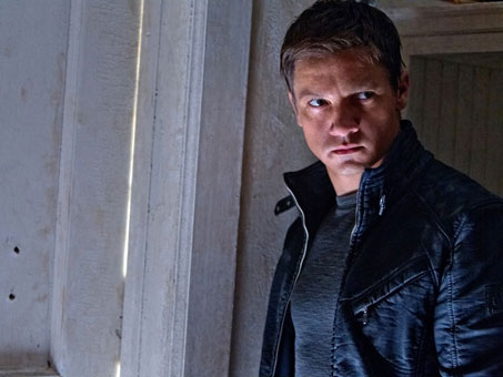 Jeremy Renner dans The Bourne Legacy