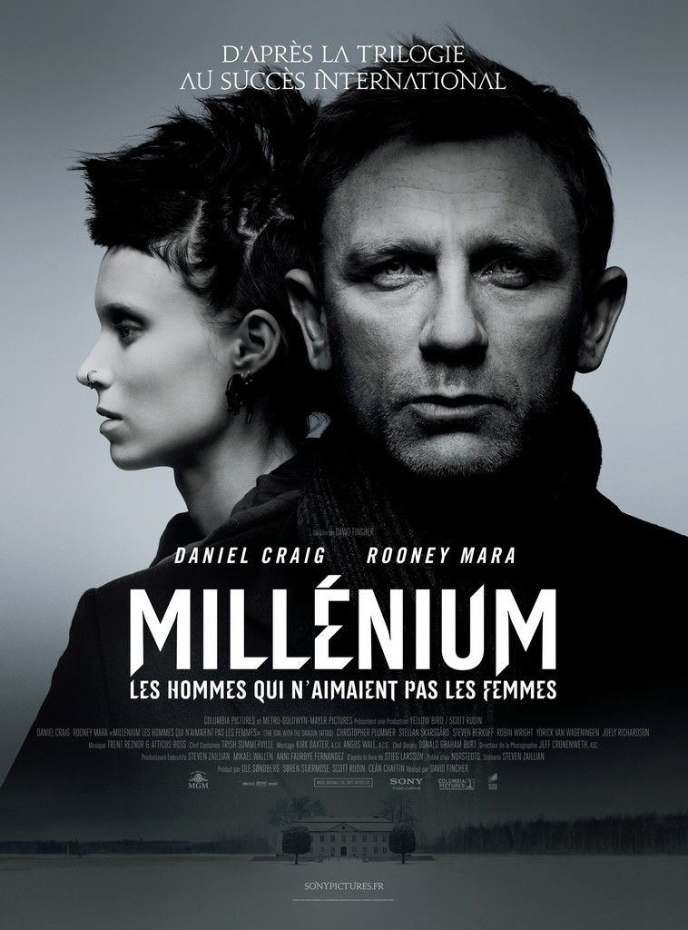 Critique : Millenium – Les hommes qui n'aimaient pas les femmes
