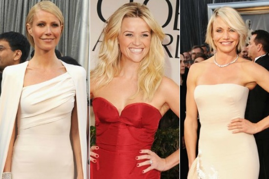 Gwyneth Paltrow, Reese Witherspoon, Cameron Diaz and Beyonce dans One-Hit-Wonders