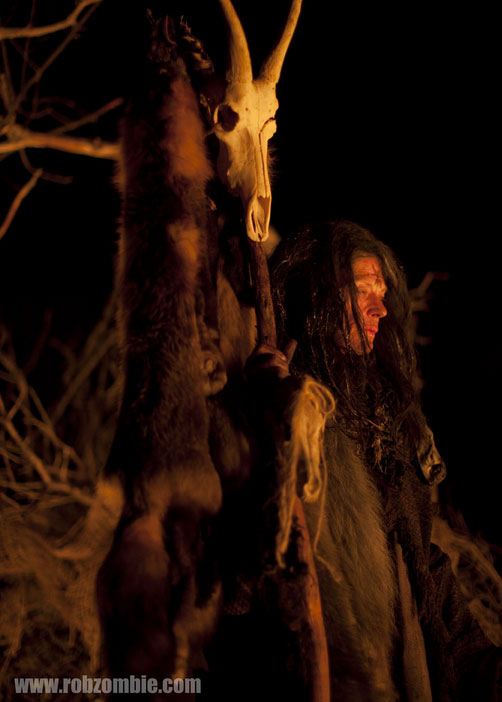 Meg Foster dans Lords of Salem de Rob Zombie