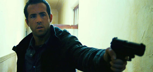 Ryan Reynolds dans Sécurité rapprochée