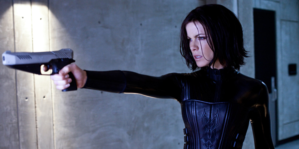 Kate Beckinsale dans Underworld 4