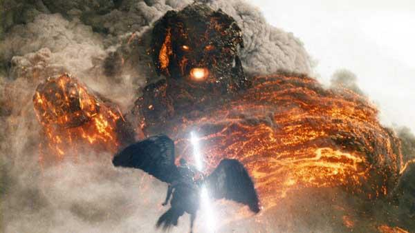 Sam Worthington dans La Coleer des Titans de Jonathan Liebesman