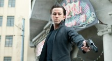 Joseph Gordon-Levitt dans Looper de Rian Johnson
