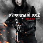 Nan Yu dans The Expendables 2