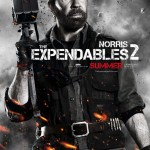 Chuck Norris dans The Expendables 2
