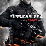 Jason Statham dans The Expendables 2