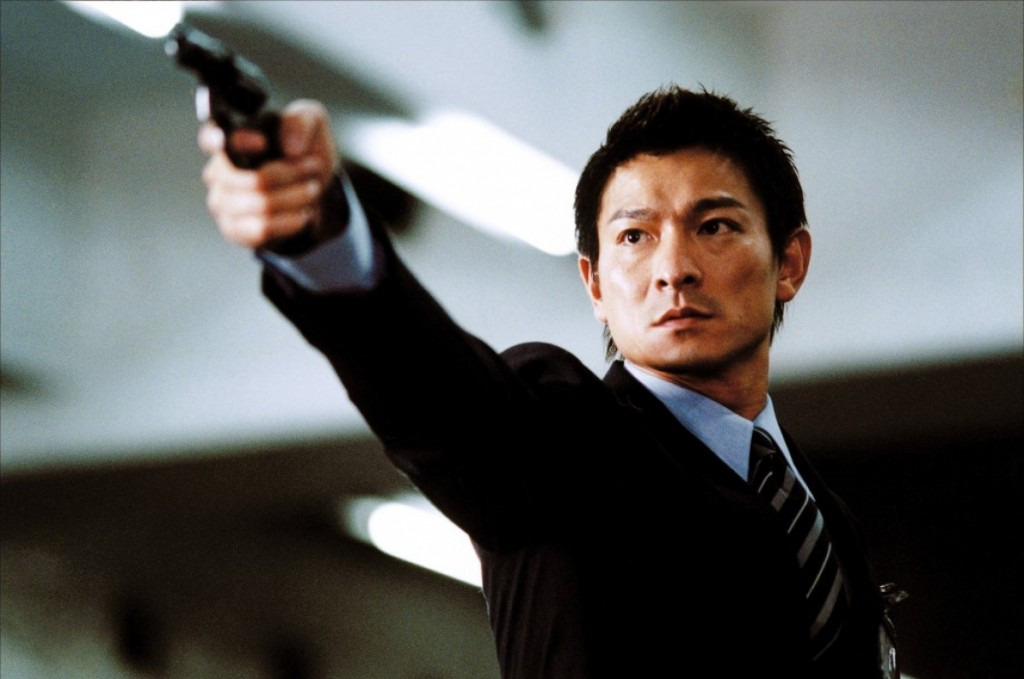 Andy Lau dans infernal Affairs