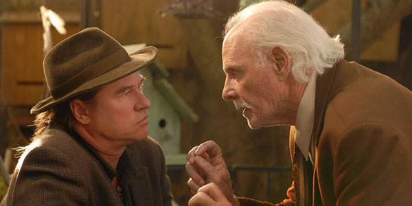 Val Kilmer dans Twixt de Francis Ford Coppola