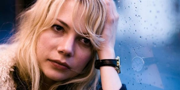 Michelle Williams dans Blue Valentine