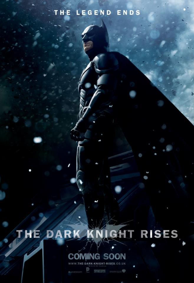 Character Poster The Dark Knight Rises