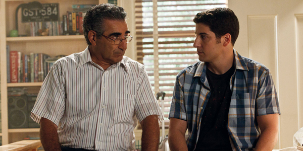 Jason Biggs dans American Pie 4