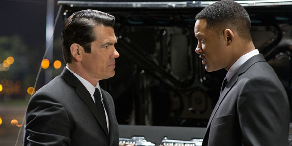Josh Brolin et Will Smith dans Men In Black 3 de Barry Sonnenfeld