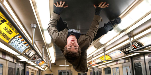 Andrew Garfield dans The Amazing Spider-Man de Marc Webb