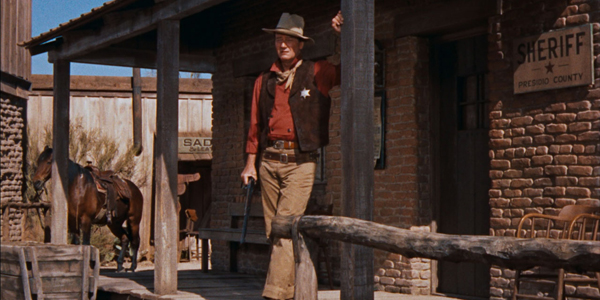 riobravo de Howard Hawks