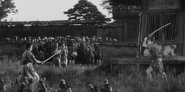 les sept samourais d akira kurosawa