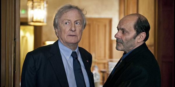 Jean Pierre Bacri et Claude Rich dans Cherchez Hortense de Pascal Bonitzer