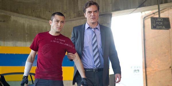 Joseph Gordon-Levitt et Michael Shannon dans Premium Rush de David Koepp