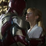 Gwyneth Paltrow et Robert Downey Jr dans Iron Man 3 de Shane Black