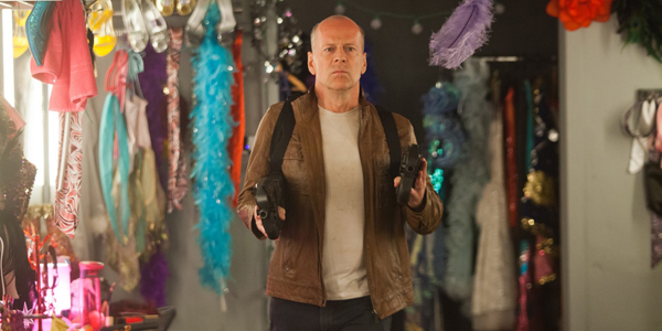 Bruce Willis dans Looper de Rian Johnson