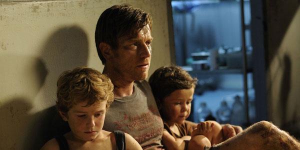 Ewan McGregor dans The Impossible de Juan Antonio Bayona