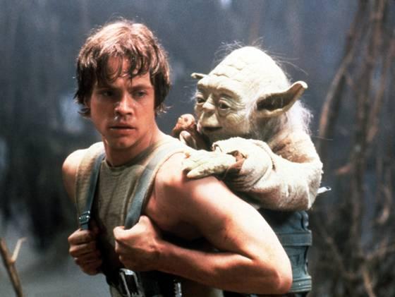 Mark Hamill dans l'Empire contre attaque