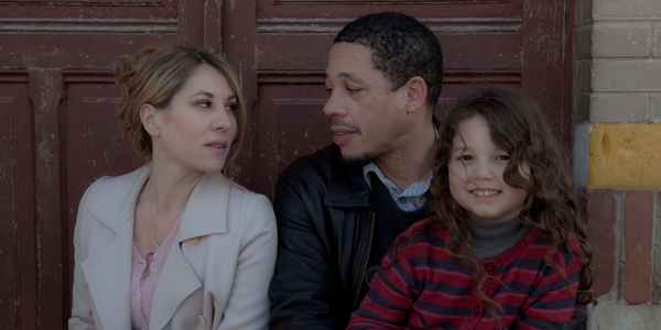 Joey Starr et Mathilde Seigner dans Max dans Stéphanie Murat