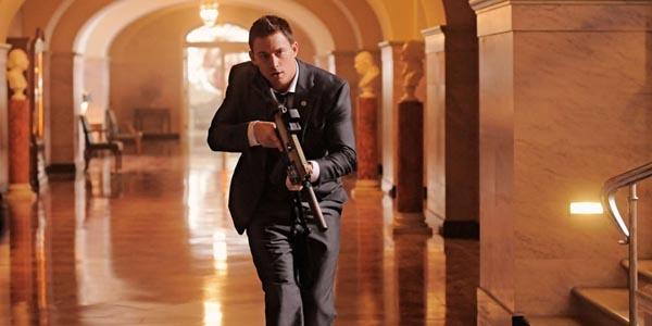 Channing Tatum dans White House Down de Roland Emmerich