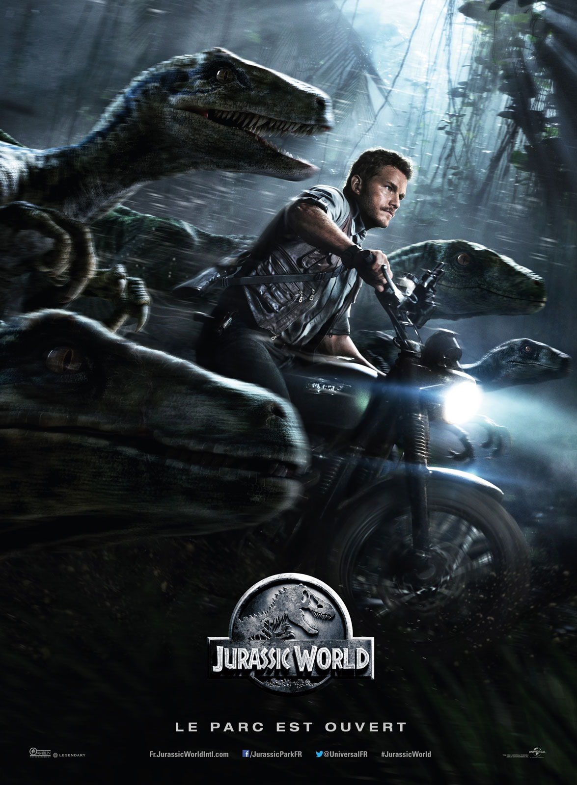 Critique : Jurassic World
