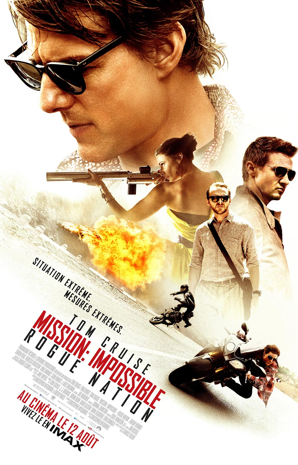 Critique : Mission : Impossible – Rogue Nation