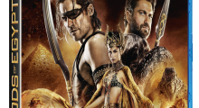 Gods Of Egypt - Bluray - 3D