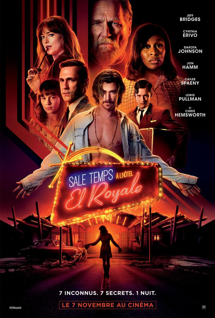 Critique : Sale temps à l'hôtel El Royale