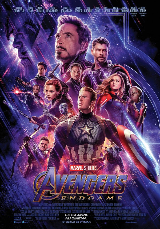 Critique : Avengers – Endgame