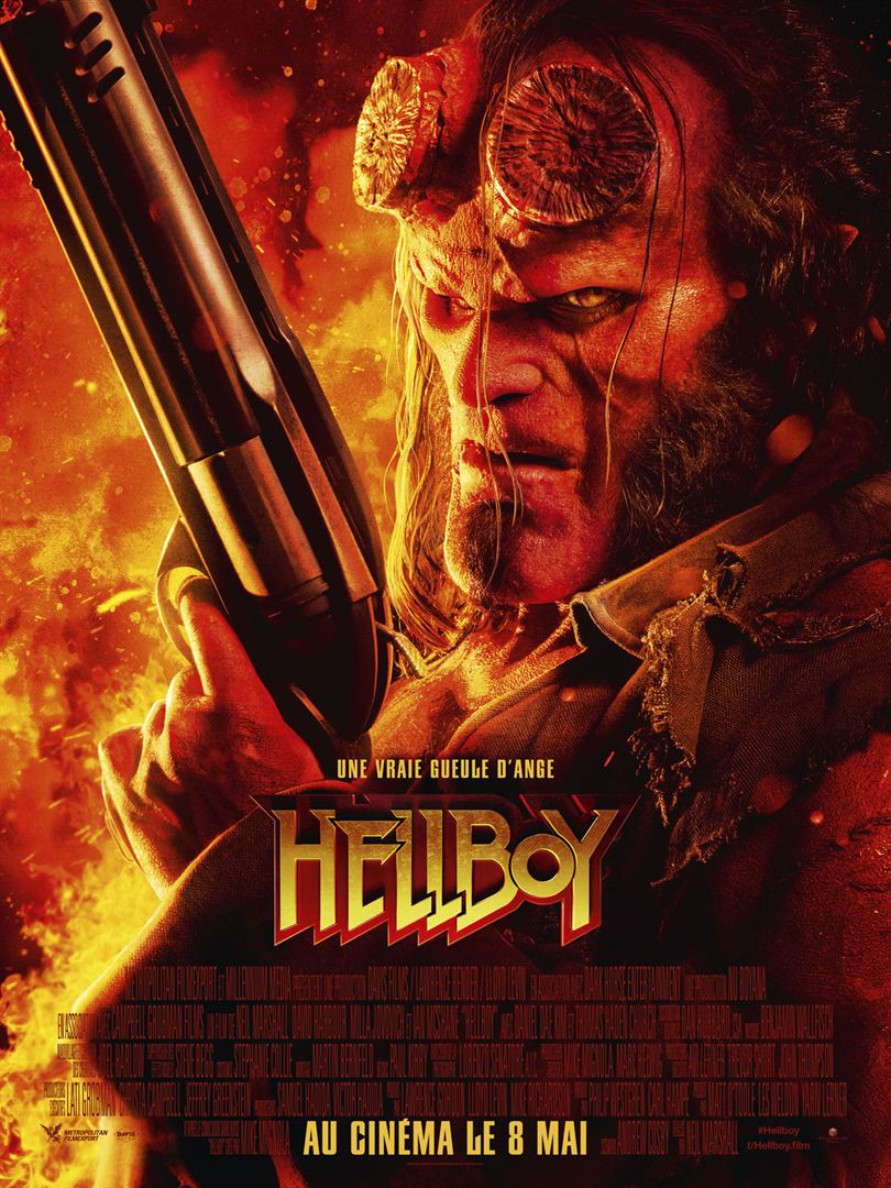 Critique : Hellboy