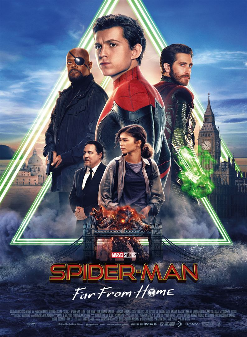 Critique : Spider-Man Far From Home