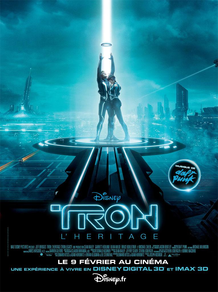 Séance de rattrapage : critique Tron, l'héritage