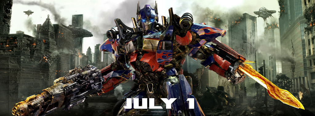 News : Première bande annonce de Transformers 3 – Dark of the Moon