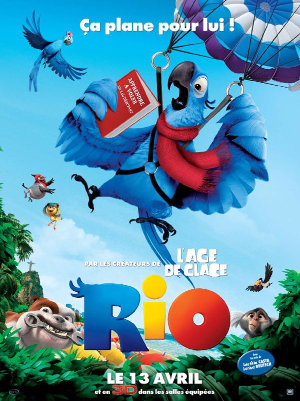Critique : Rio