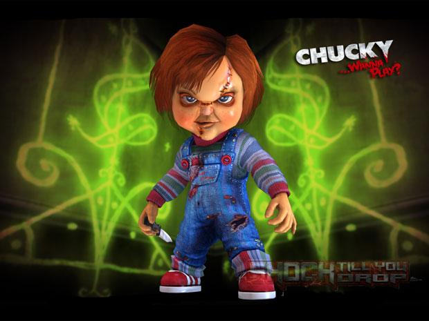 News : Aperçu du jeu vidéo Chucky