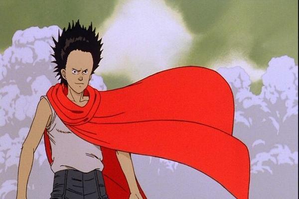 Tetsuo dans Akira