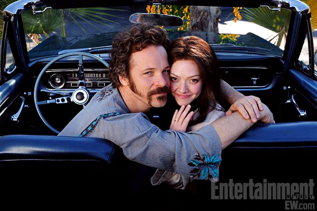 Amanda Seyfried et Peter Sasgaard dans Lovelace de Jeffrey Friedman