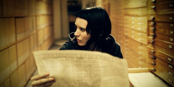 Rooney Mara dans Millenium de David Fincher