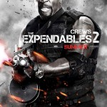 Terry Crews dans The Expendables 2