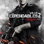 Bruce Willis dans The Expendables 2